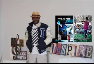 Broadway Actor Dwayne Clark Launches Book Series to Inspire Young Black Readers