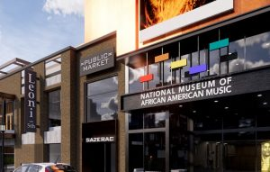 National Museum of African American Music To Open During the MLK Holiday in Nashville